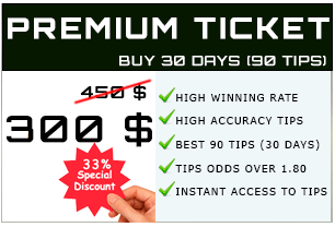 Buy Pinnacle Predictions 30 days (90 Tips) access!